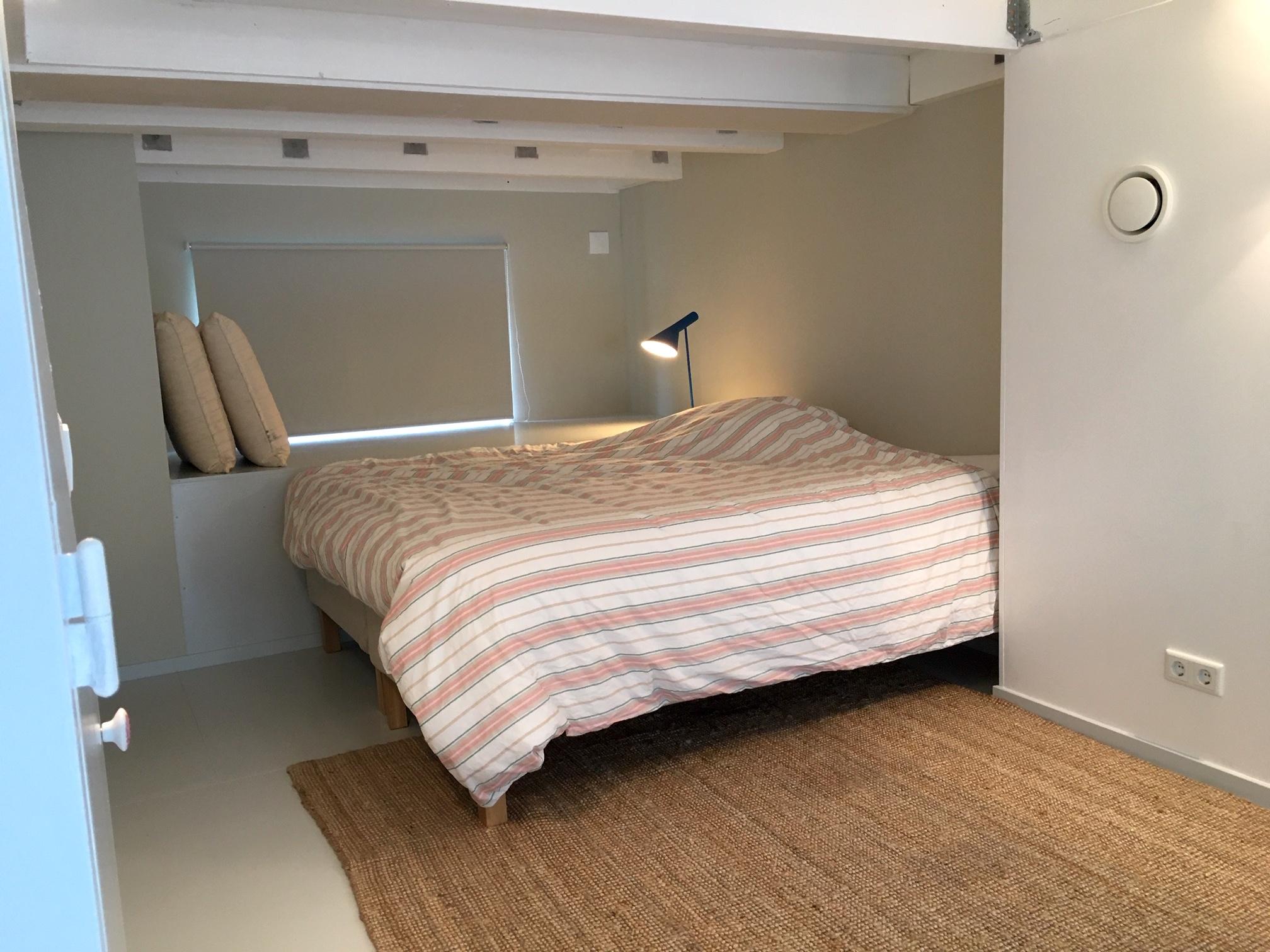 Central loft apartment